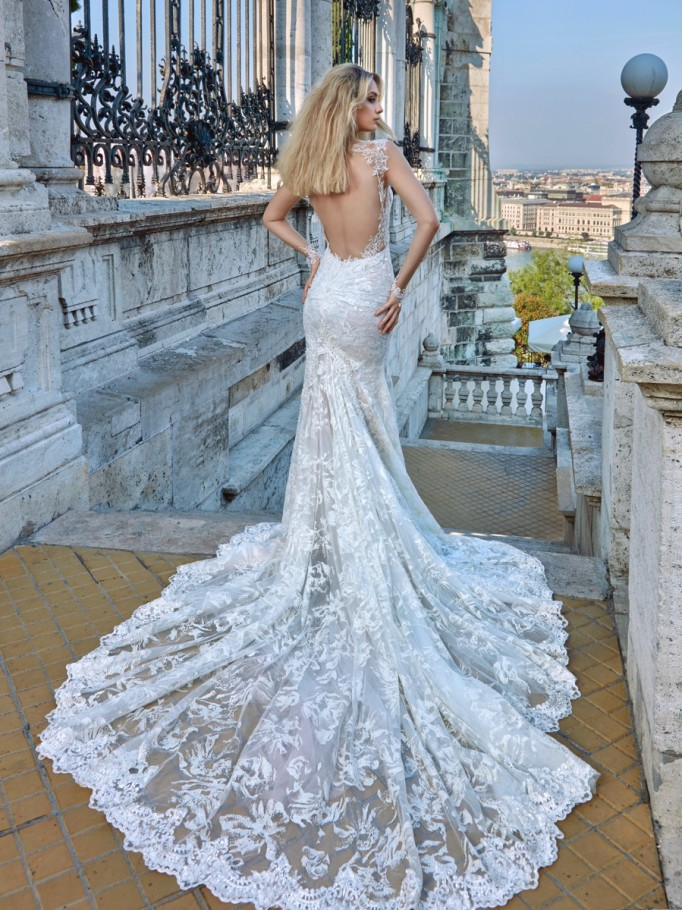 Galia lahav свадебные платья купить в москве